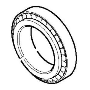 Bearing tapper roller, JCB