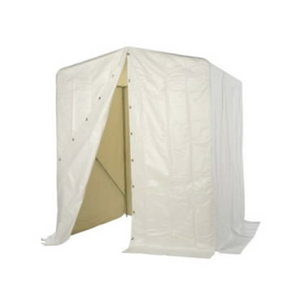Welding tent 220/200x200x190cm, cube model cmpl. Cepro, Cepro International BV