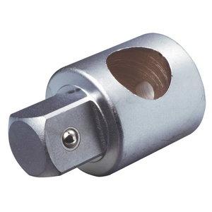 üleminek libisevale pikendusele F3/8´´ x M1/2´´, KS Tools
