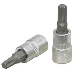Galvutė antgalis 1/4 Torx TX20, KS tools
