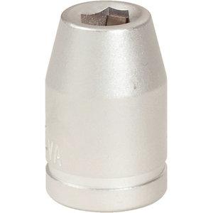 """Bit adaptor socket, 3/8""""x1/4"""", KS Tools"""