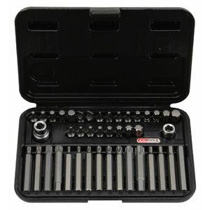 Power bit set 42 pcs, KS Tools