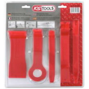 Plastic lever wedge set 5pcs, KS Tools