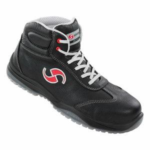 Safety boots Rock 00L Ritmo, black, S3 SRC 46, Sixton Peak