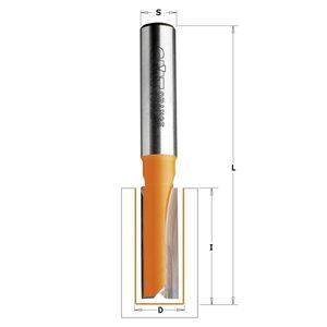 Frēzes asmens S=8 mm, D=10 mm, CMT