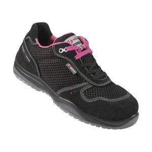 Safety shoes Timba, S1P SRC ESD women, black, Sixton Peak