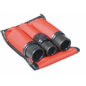 Löökpadrunid kulunud mutrite lahti keeramiseks 17-19-21mm, KS Tools