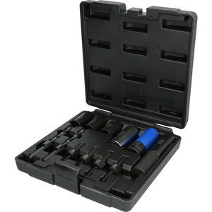 "1/2"" locking wheelnut removal set, 14 pcs."