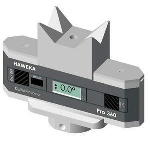 Electronic Inclinometer for Mercedes, Haweka