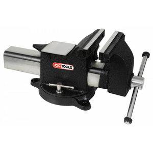 """Spaustuvai stacionarūs 6"""" - 150 mm, KS tools"""