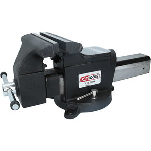 Bench vice with swivel base 200mm KST, KS Tools