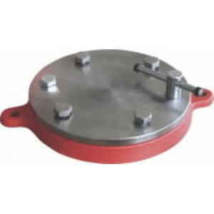 Swiveling base for vise 125 mm, KS Tools