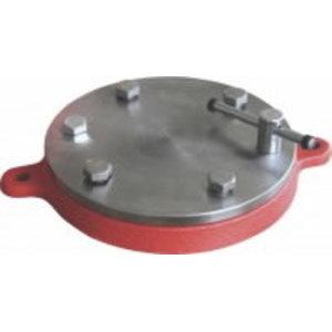 Pasukimo  plokštė spaustuvams  150mm Premium, KS tools