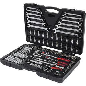 Padrun1/2+1/4+3/8kmpl 124osa, KS Tools