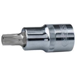 Bit socket 1/2´´ TX-T40  CHROME+, KS Tools