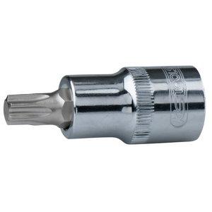 Otsakupadrun CHROME+ 1/2'' TX  T45, KS Tools