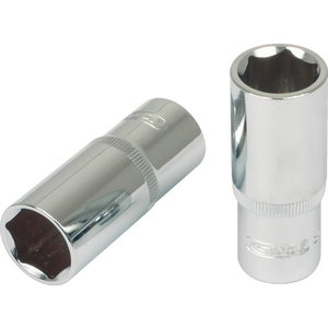 """Padrun 3/8"""" 15mm pikk CHROMEplus, KS Tools"""