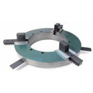 Quick action chuck 200 JW, D=200mm for turntable, Javac