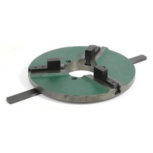 Quick action chuck 300 for turntable , Javac