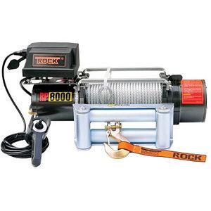 Elektrivints 3629 kg, Parts