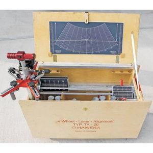 Truck wheel aligner Axis 500 laser , Haweka