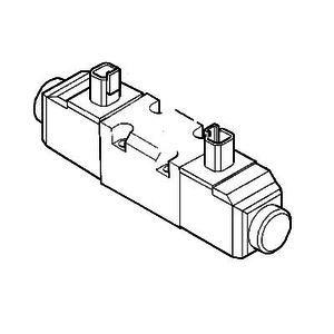Blokas vožtuvų vairavimo 12V