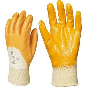 Gloves, nitrile coating 10
