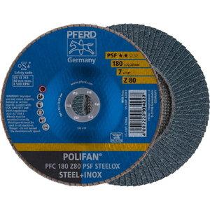 Lameļu disks PFC 180 Z  80 PSF