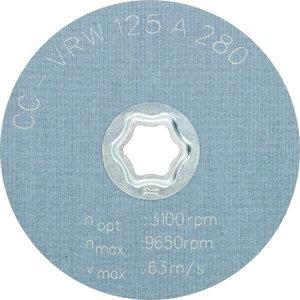 Viimistlusketas karukeel 125mm A280 Fine CC-VRW