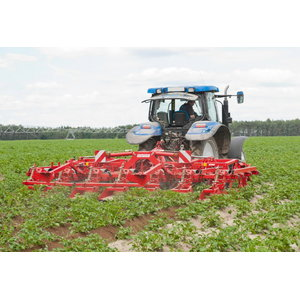 single row shaper GH6, Grimme