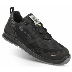 Safety shoes Skipper Auckland, black S3 SRC, Sixton Peak