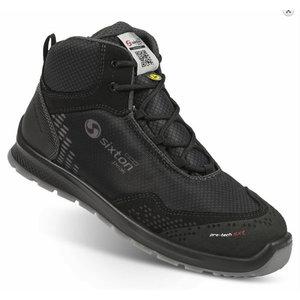 Safety shoes Skipper Auckland High, black S3 SRC 47, Sixton Peak