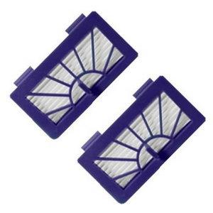Peenete osakeste filter XV seeria tolmuimejale, 2tk