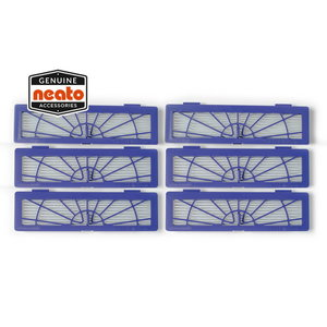 Botvac High Performance Filter Pack (6), Neato