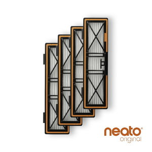 HEPA Filters 4 pack,, Neato