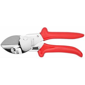 Anvil shears 200mm, Knipex