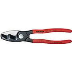 Žnyplės kabeliams Ø 20 mm, 70 mm², Knipex