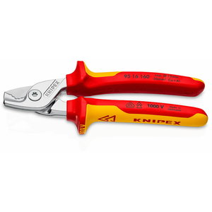 Cable cutter StepCut D15mm/50mm2 VDE, Knipex