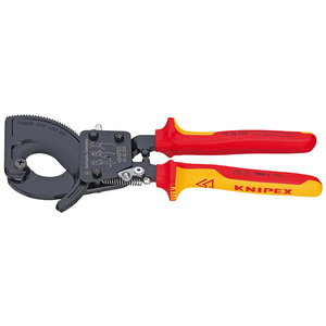 Cable cutters 6-32mm 250mm VDE, Knipex