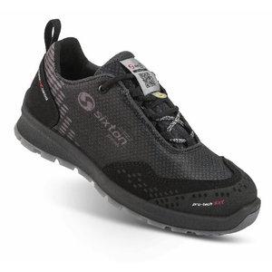 Apsauginiai batai Skipper Lady Cima, juoda S3 SRC 38, Sixton Peak
