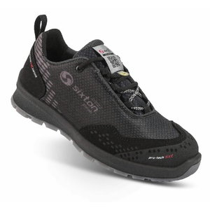 Safety shoes Skipper Lady Cima, black S3 SRC women 39, Sixton Peak
