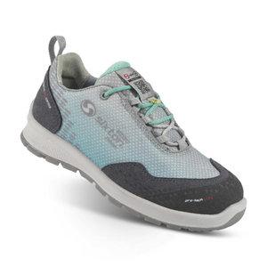 Safety shoes Skipper Lady Cima, blue/grey S2 SRC ESD women 3, SIXTON