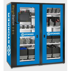 Vending machine WeighStation Main Double - Gen 10, CribMaster