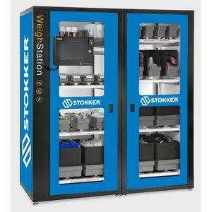 Vending mašina WeighStation, svarstyklinio tipo, CribMaster