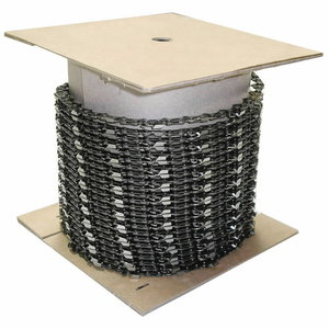 Grandinė 1/4 1,3 (rulonas) Low profile 2392 HM Semi Chisel, Ratioparts