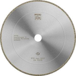 Teemantketas malmile 230x3,8/22,23mm D852 GA D1A1R, Pferd