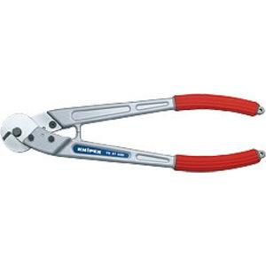 Žnyplės kabeliams ir trosui Ø 16 mm, 150 mm², Knipex
