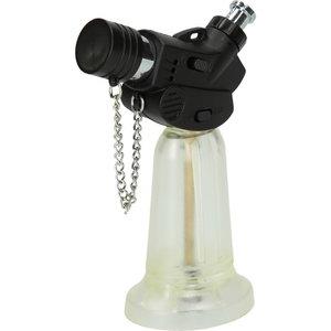 Mini gāzes lodlampa, 80mm, piezo, KS Tools