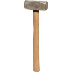 BRONZEplus Club hammer 2500 g, hickory handle, KS Tools