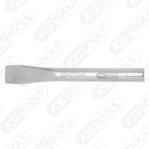 STAINLESS STEEL Flat chisel, 24x300mm, Kstools